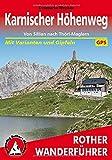 Karnischer Höhenweg (Rother Wanderführer)